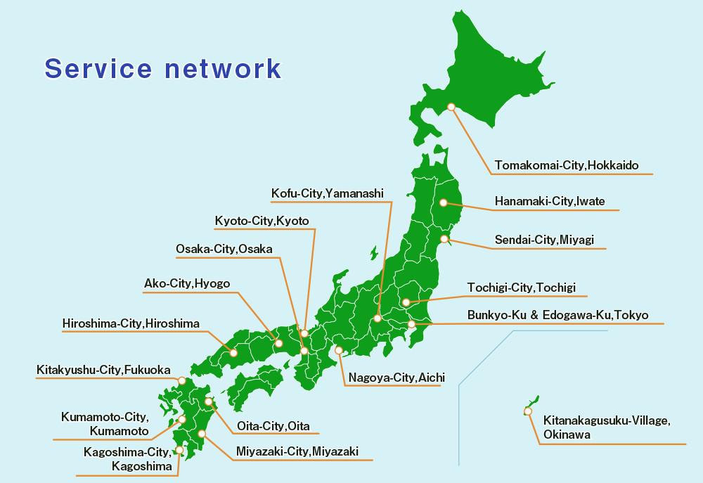 サービス・ネットワーク
