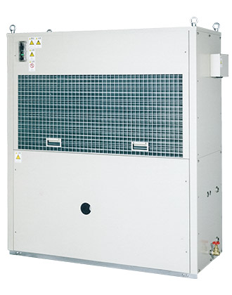 Air-cooled energy saving chiller